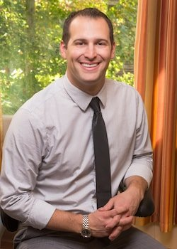 Photo of Dr. Aaron Wulff - a leading Prescott dentist