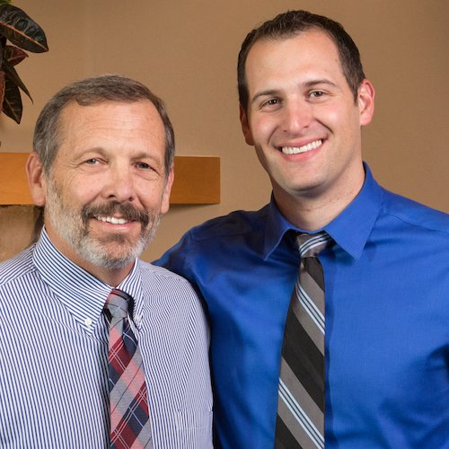Image of Dr. Paul Wulff and Dr. Aaron Wulff, Dentists in Prescott, AZ