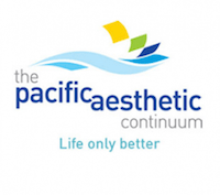 Image of the Pacific Aesthetic Continuum logo, a membership of our dentist in Prescott Az Dr Paul