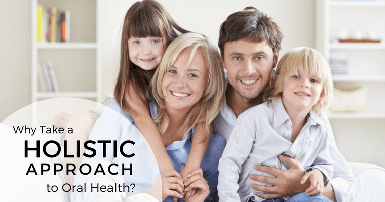What is a comprehensive dental exam? It involves taking a holistic approach!