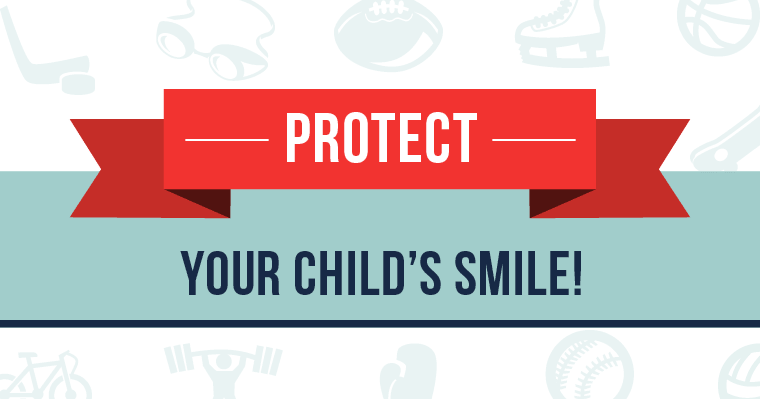 Protect your kids' smiles with sports mouthguards
